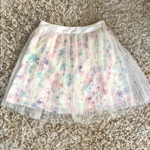 🐣EASTER SALE🐰 NWT LC Lauren Conrad Pleated Skirt